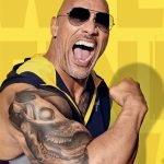 Dwayne Johnson - Men's Fitness 01