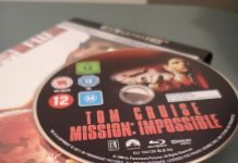 Misión Imposible Disco Bluray