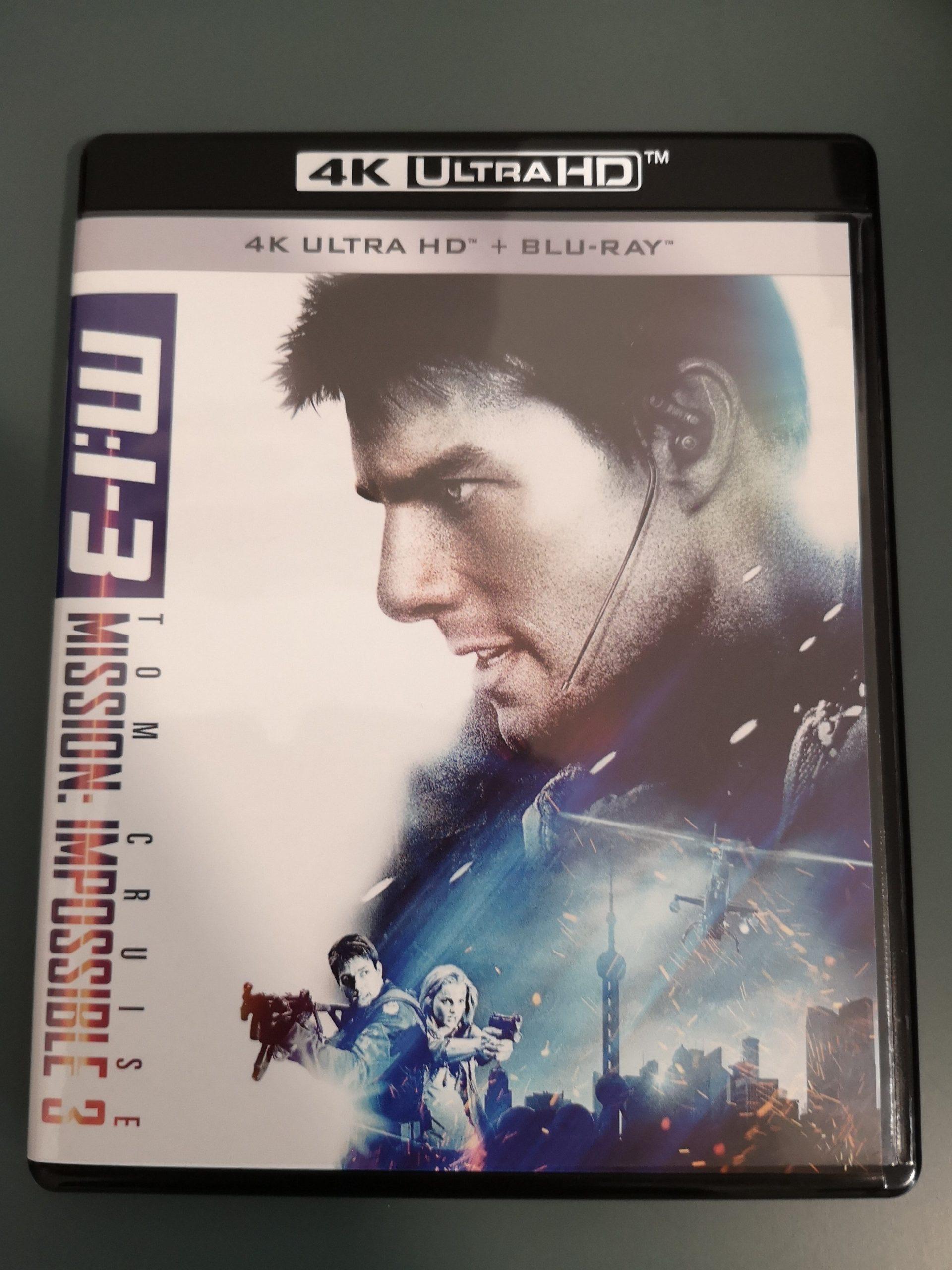 Misión Imposible 3 portada