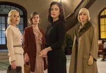 Protagonistas de las chicas del cable.