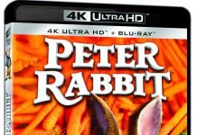 PETER RABBIT (4K UHD + BD)