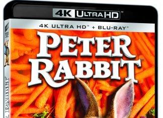 PETER RABBIT (4K UHD + BD)