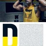 Dwayne Johnson - Men's Fitness 04