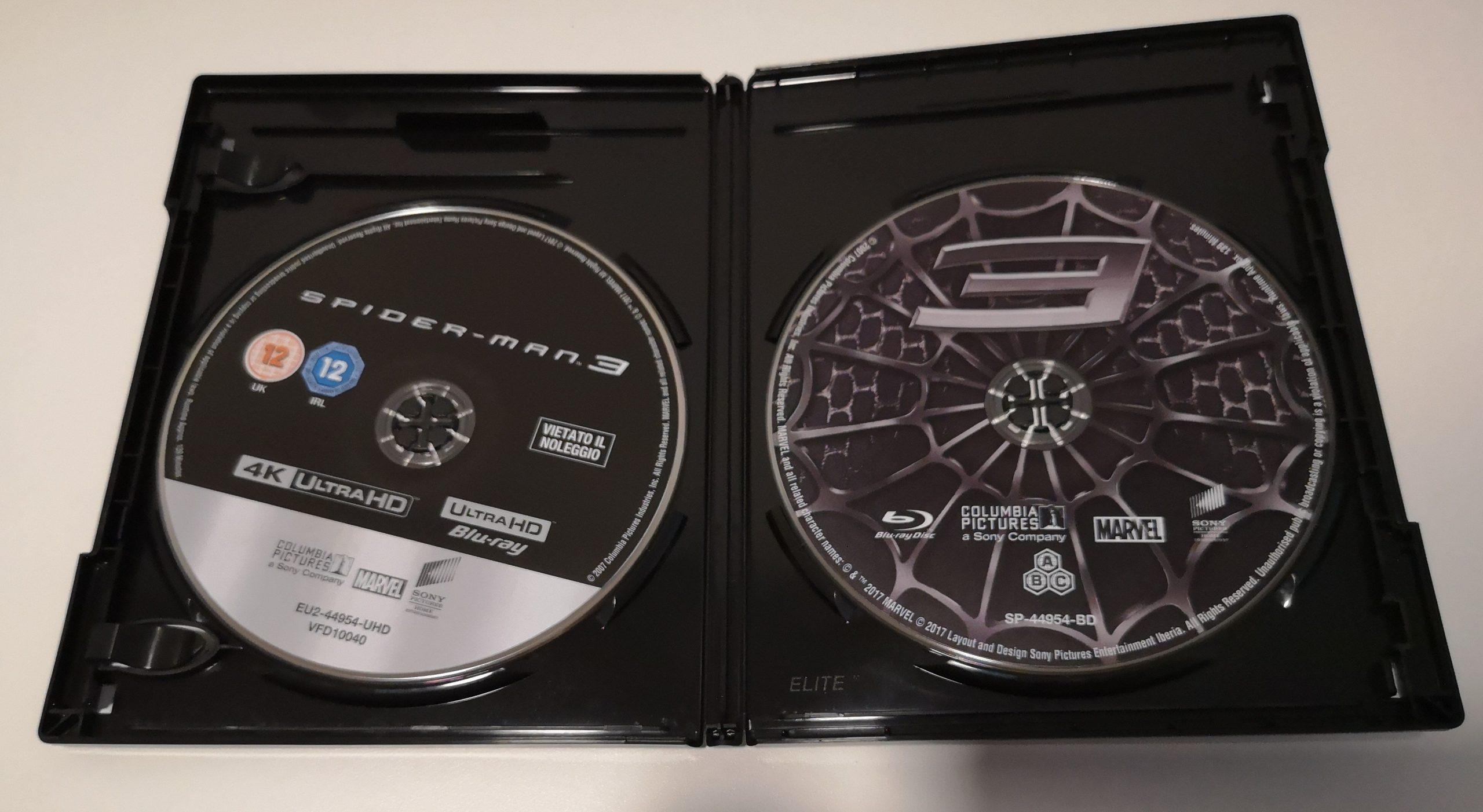 Spider-Man 3 discos 02