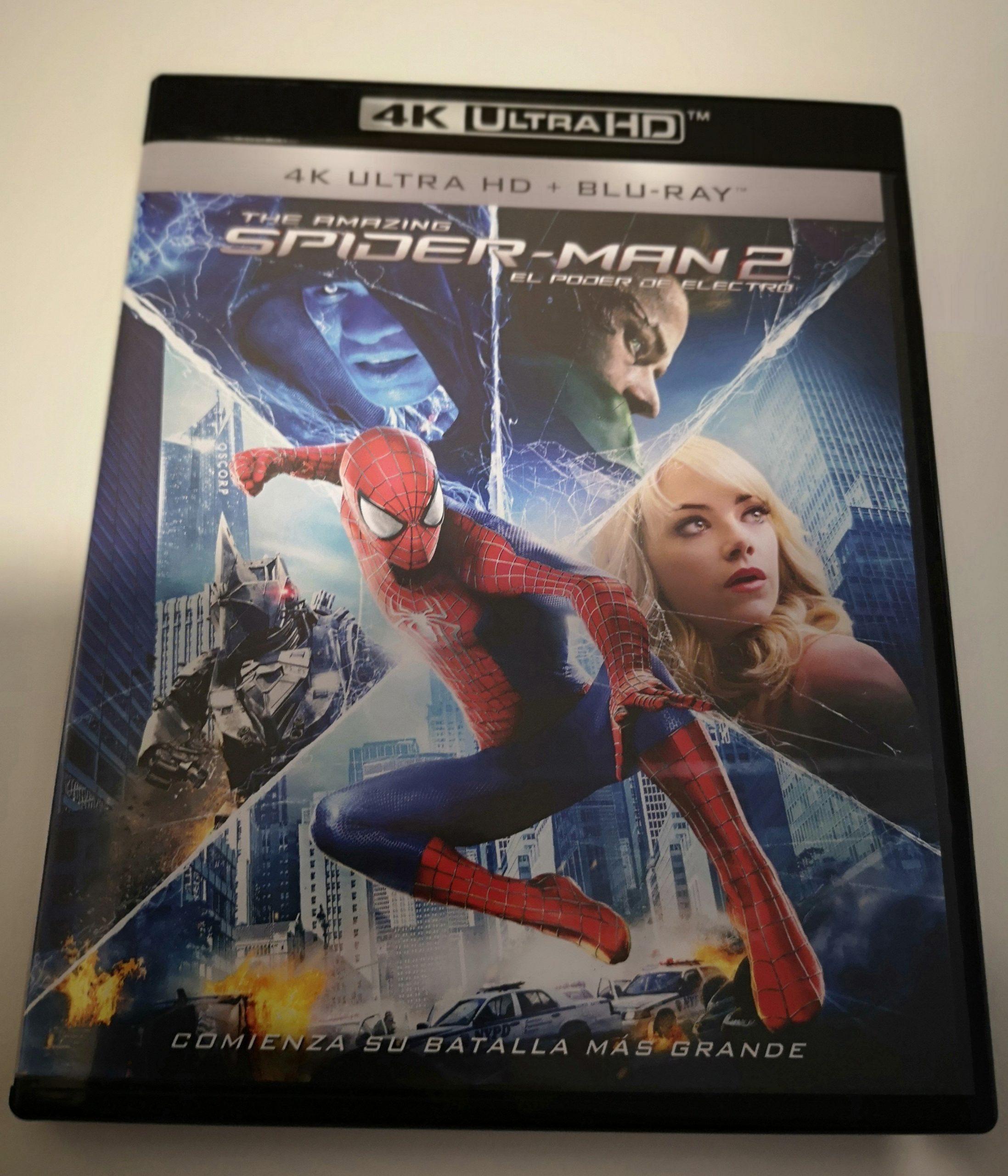The Amazing Spider-Man 2: El poder de Electro 01