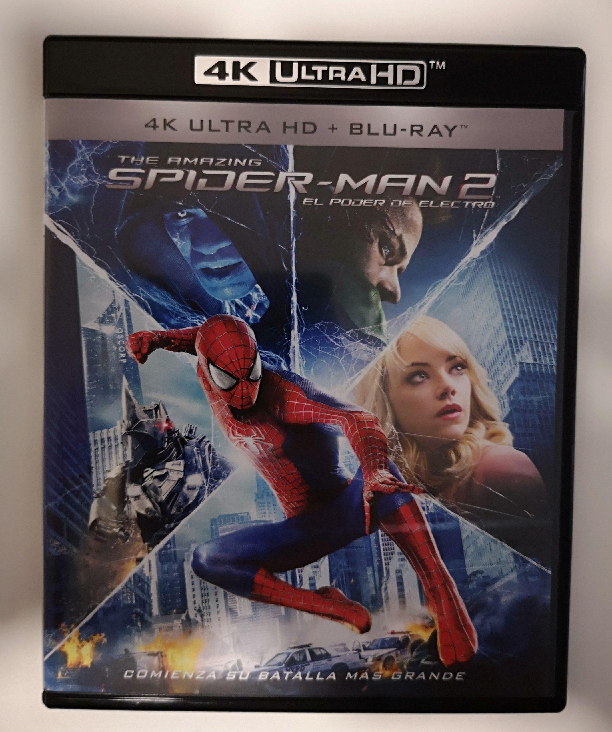 The Amazing Spider-Man 2: El poder de Electro 02