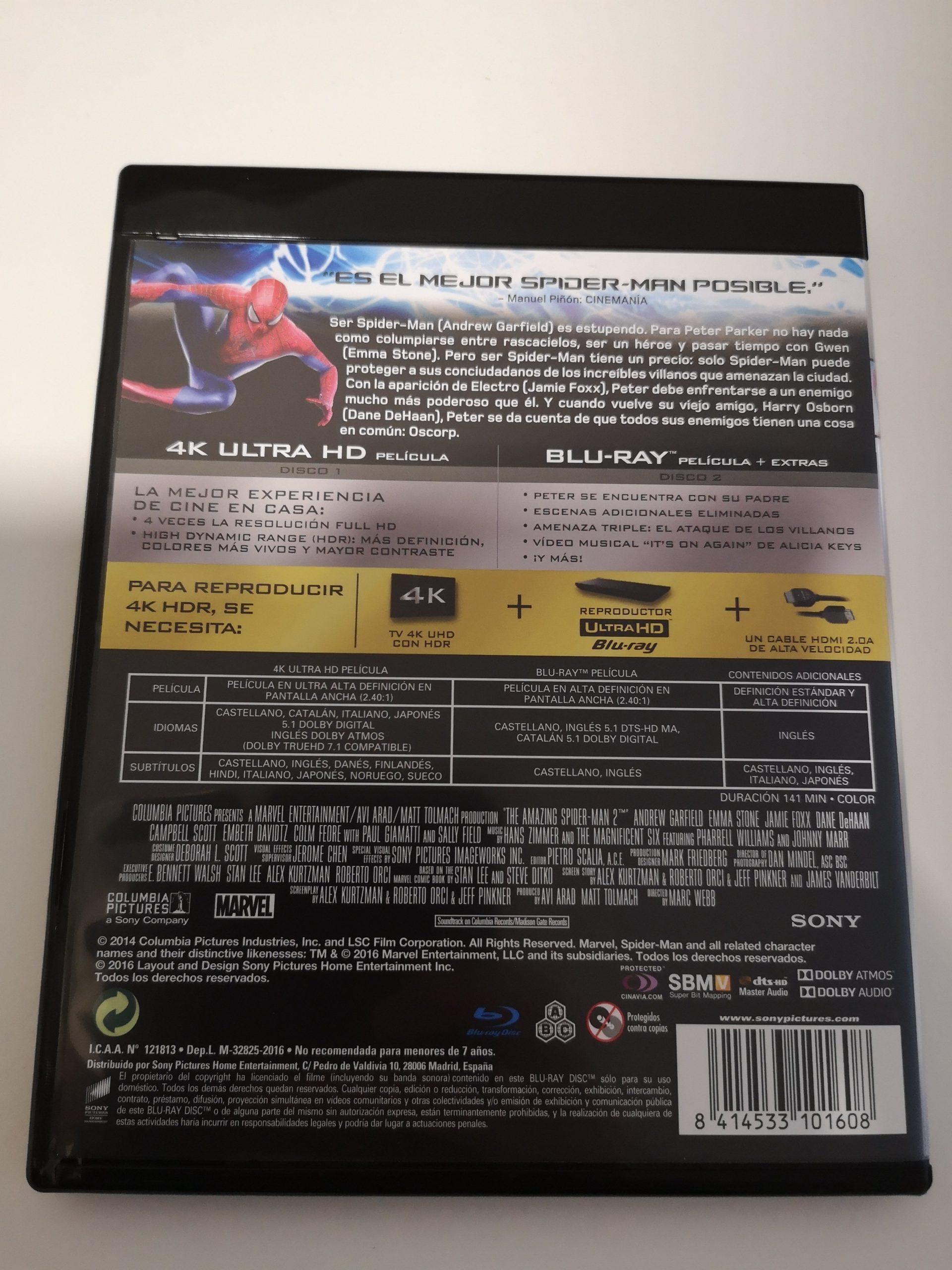 The Amazing Spider-Man 2: El poder de Electro 04