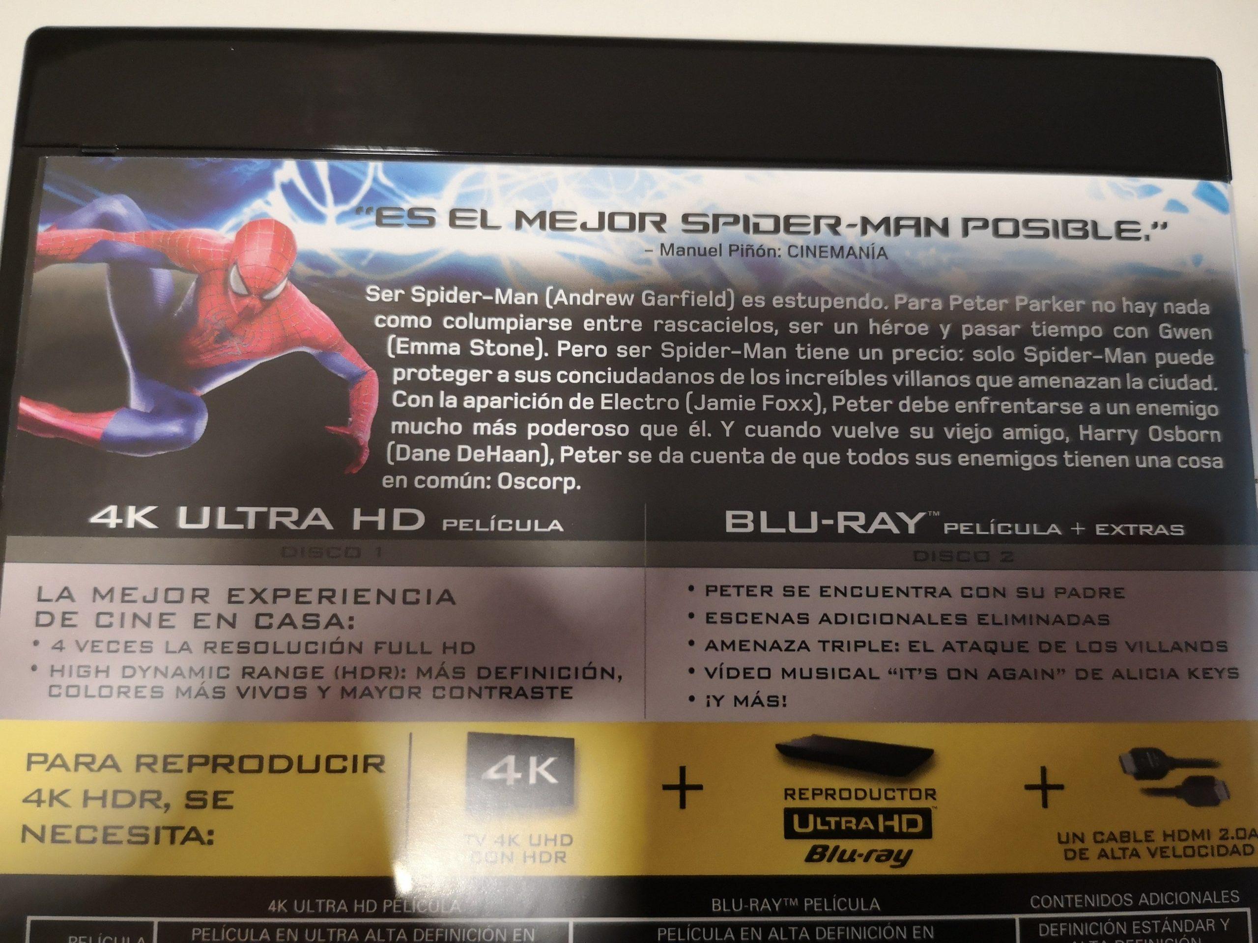 The Amazing Spider-Man 2: El poder de Electro 03