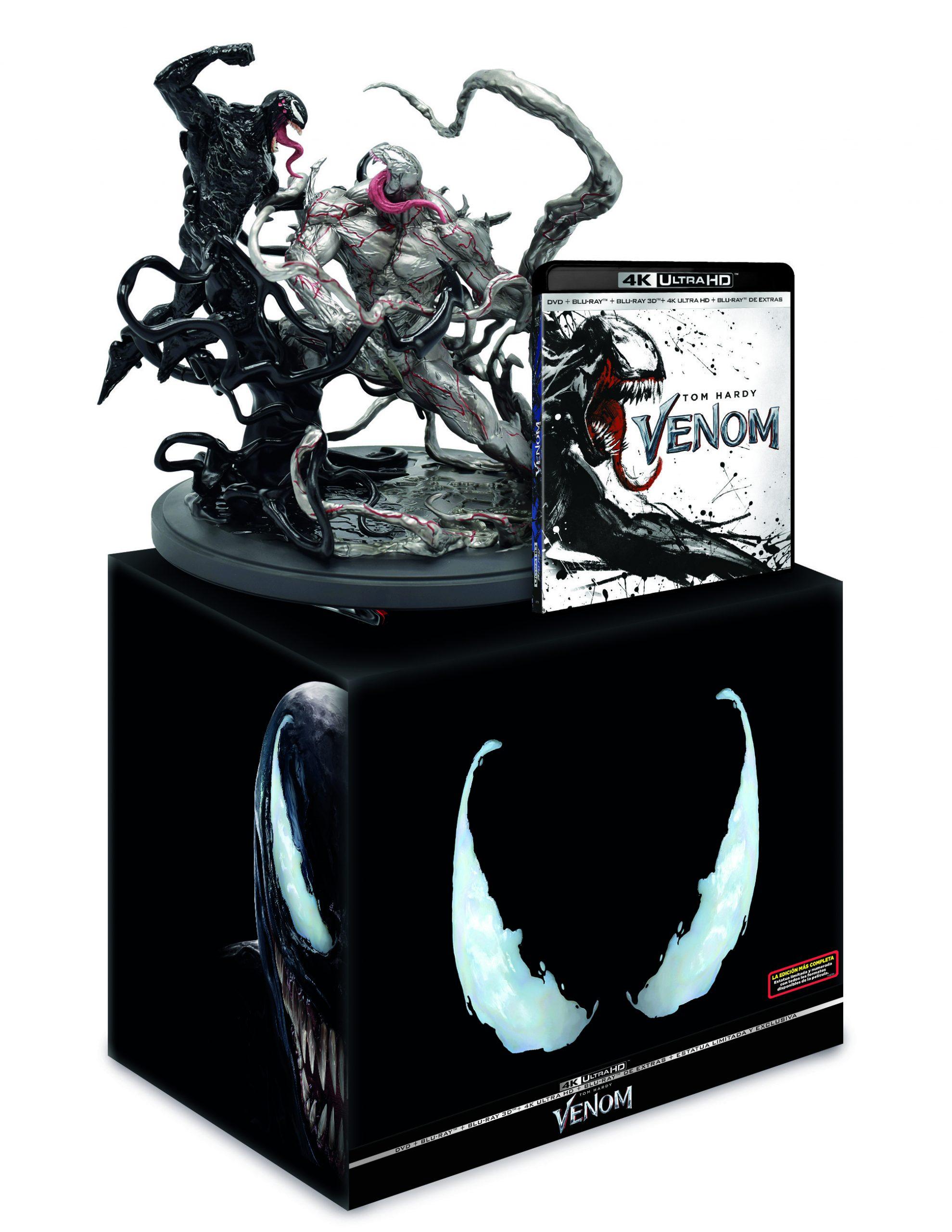 Venom coleccionista