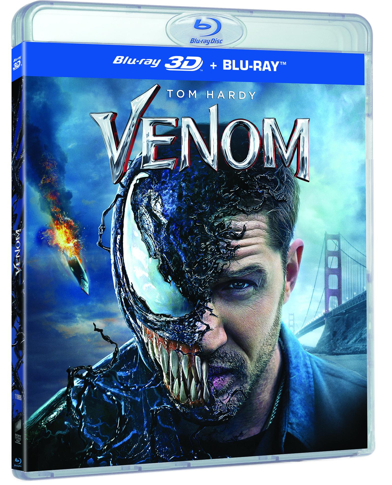 VENOM (BD 3D + BD)