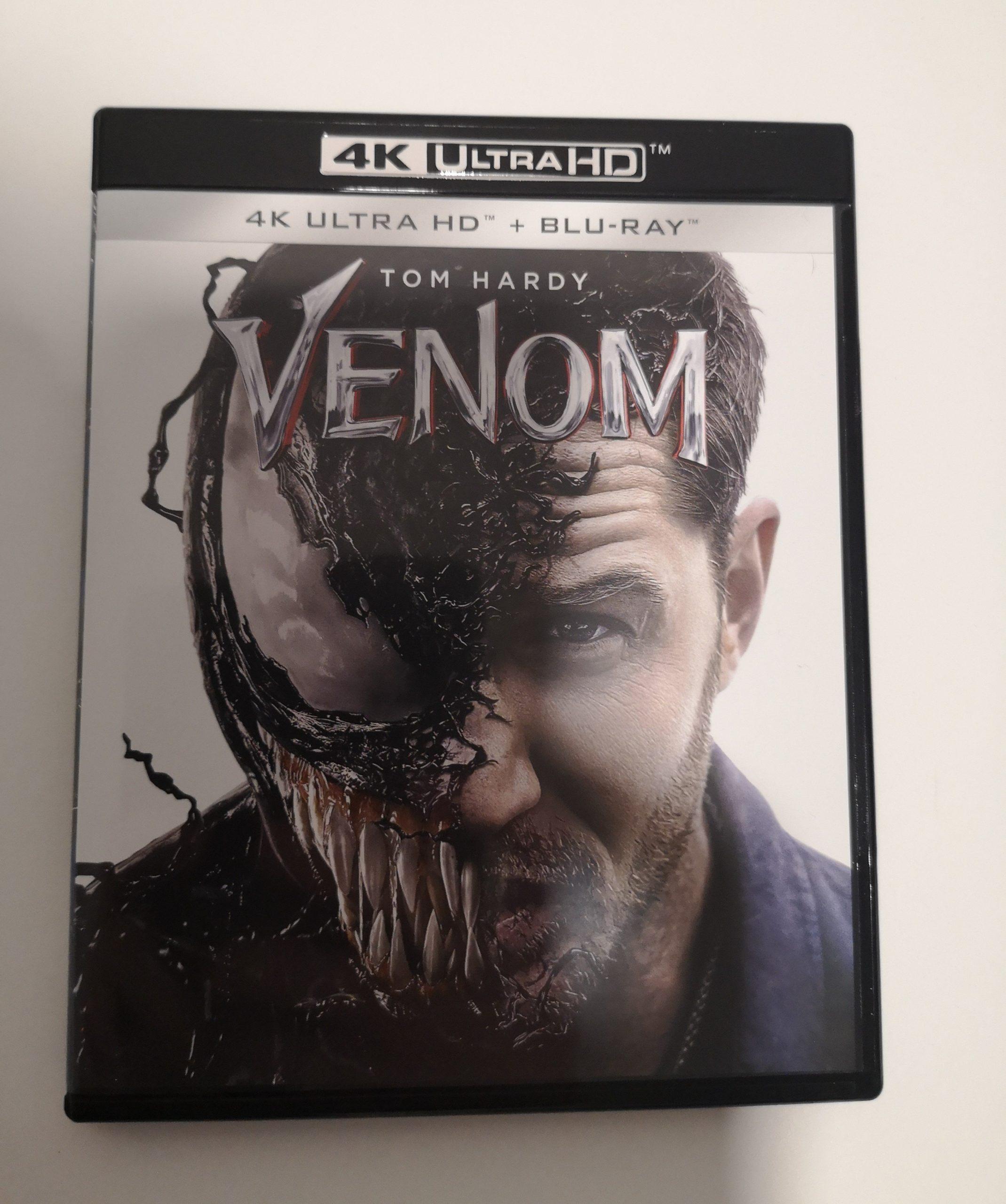 Venom portada 4K