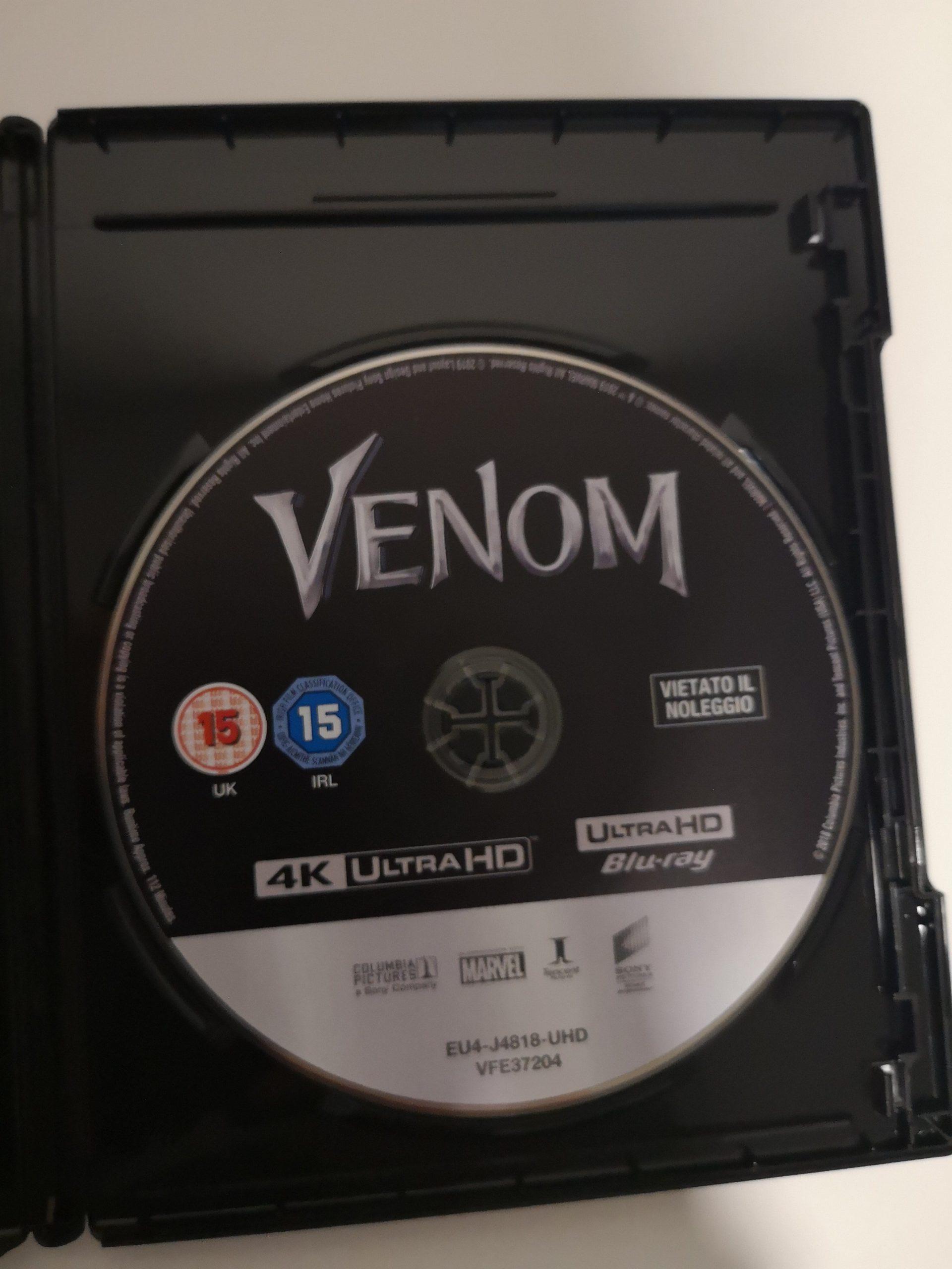 Venom disco 4K