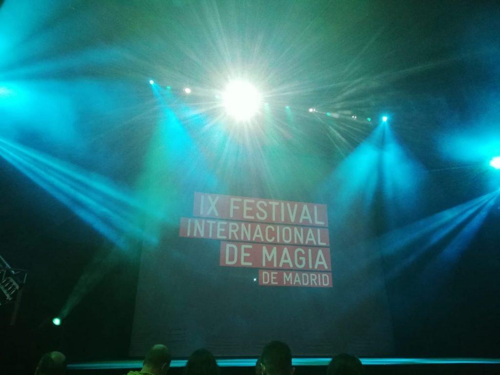 festival magia escenario
