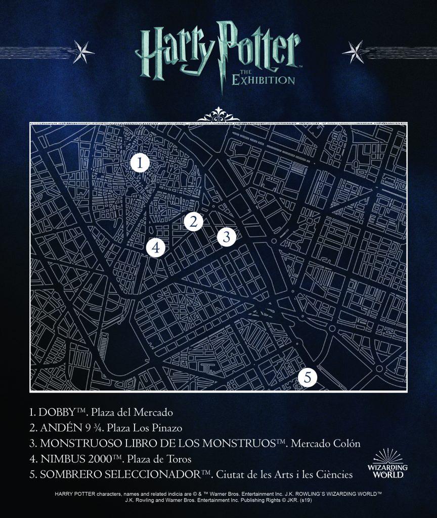 HP mapa
