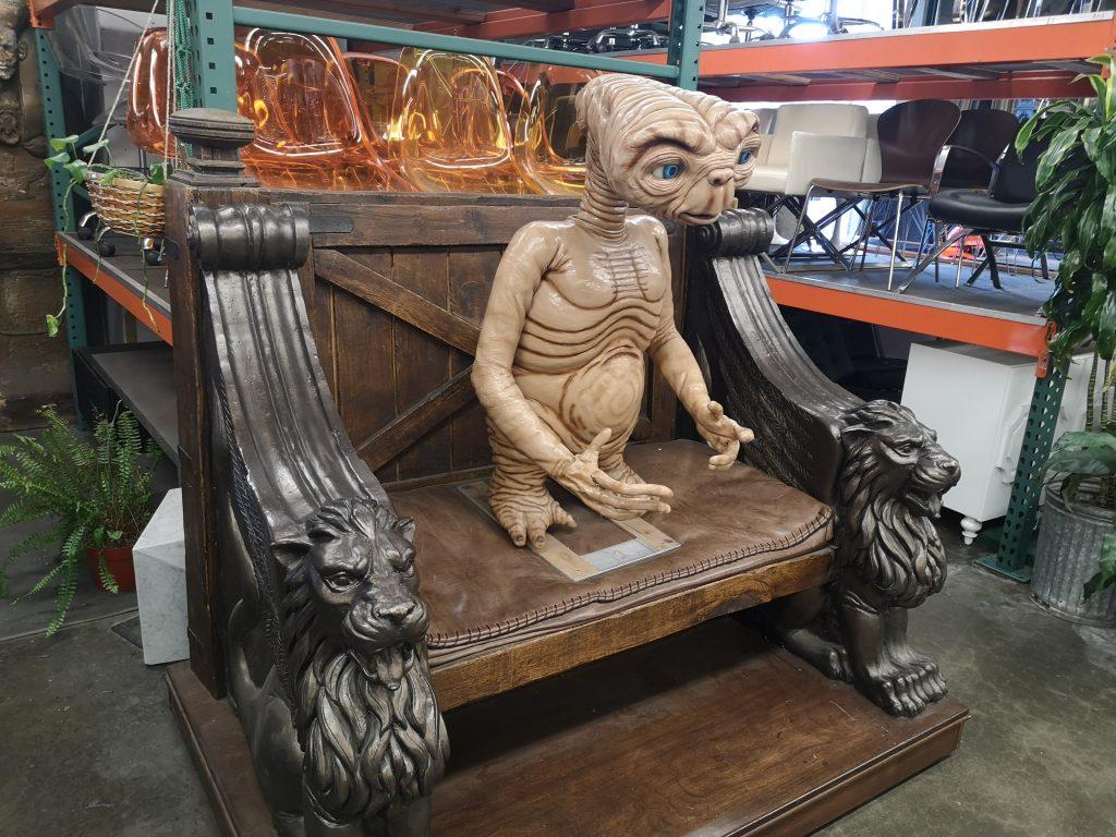 Universal Studios Hollywood objeto