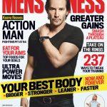 Keanu Reeves - Australian Men's Fitness - May 01