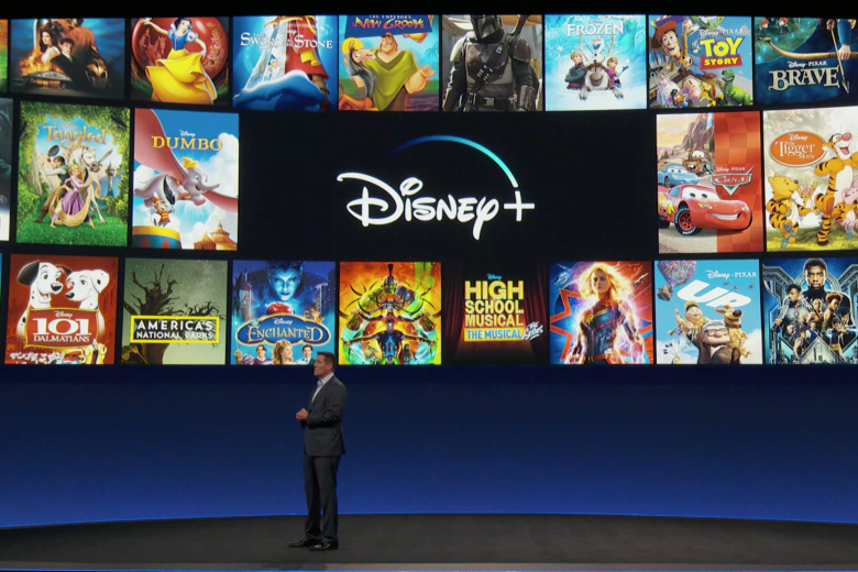 Disney+ presentación