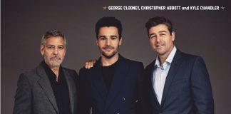 George Clooney, Christopher Abbott y Kyle Chandler 01