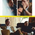 Brad Pitt, Leonardo DiCaprio & Quentin Tarantino - Esquire 01