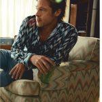 Brad Pitt, Leonardo DiCaprio & Quentin Tarantino - Esquire 05