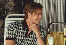 Brad Pitt, Leonardo DiCaprio & Quentin Tarantino - Esquire 06