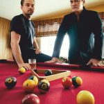 Brad Pitt, Leonardo DiCaprio & Quentin Tarantino - Esquire 08