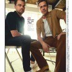 Brad Pitt, Leonardo DiCaprio & Quentin Tarantino - Esquire 10