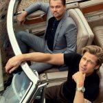 Brad Pitt, Leonardo DiCaprio & Quentin Tarantino - Esquire 11