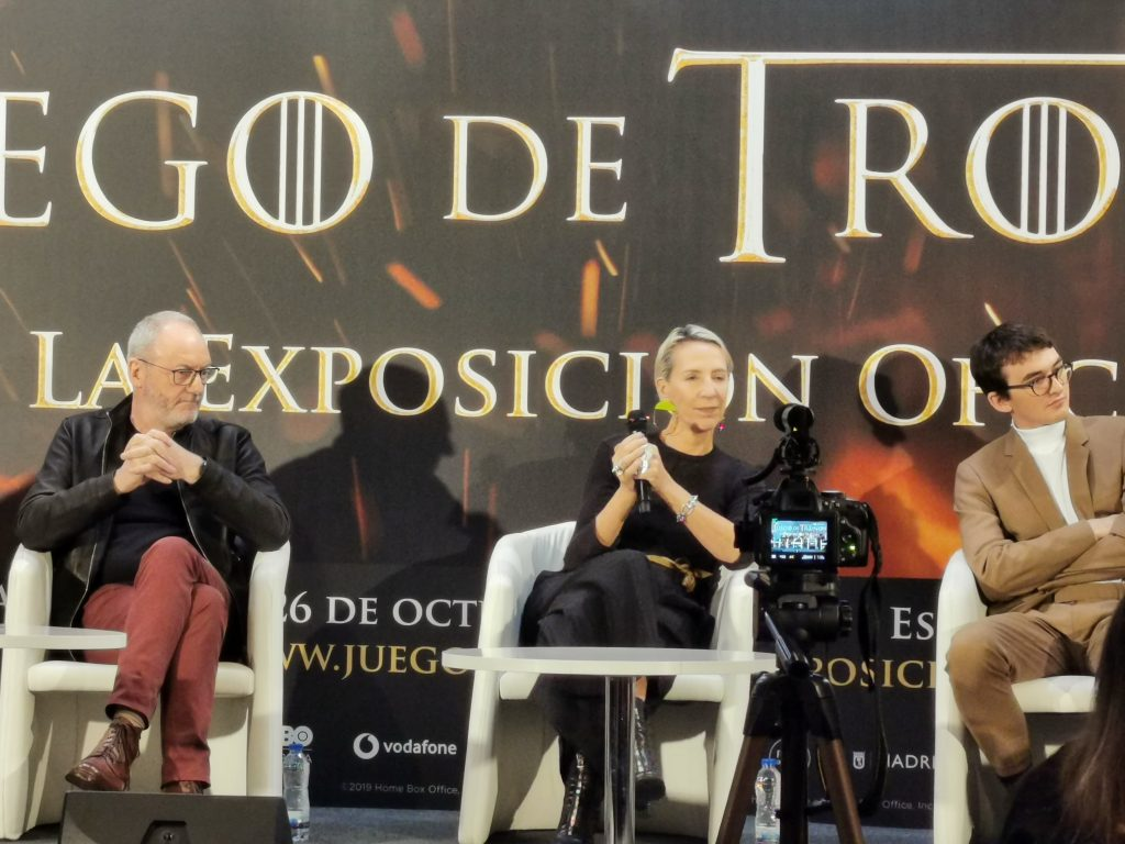 Juego De Tronos Entrevista