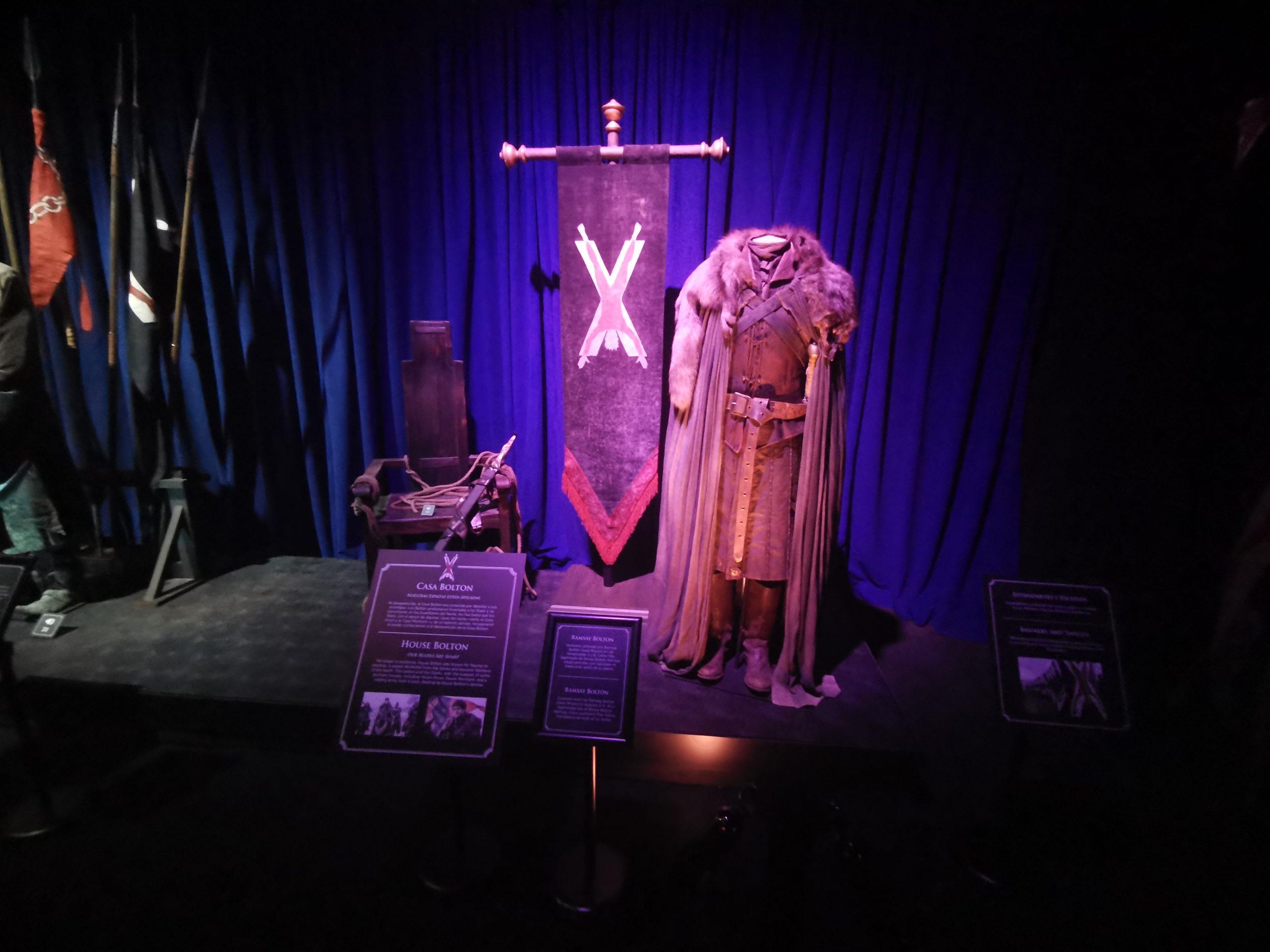 Juego de Tronos exposición oficial exposición 11