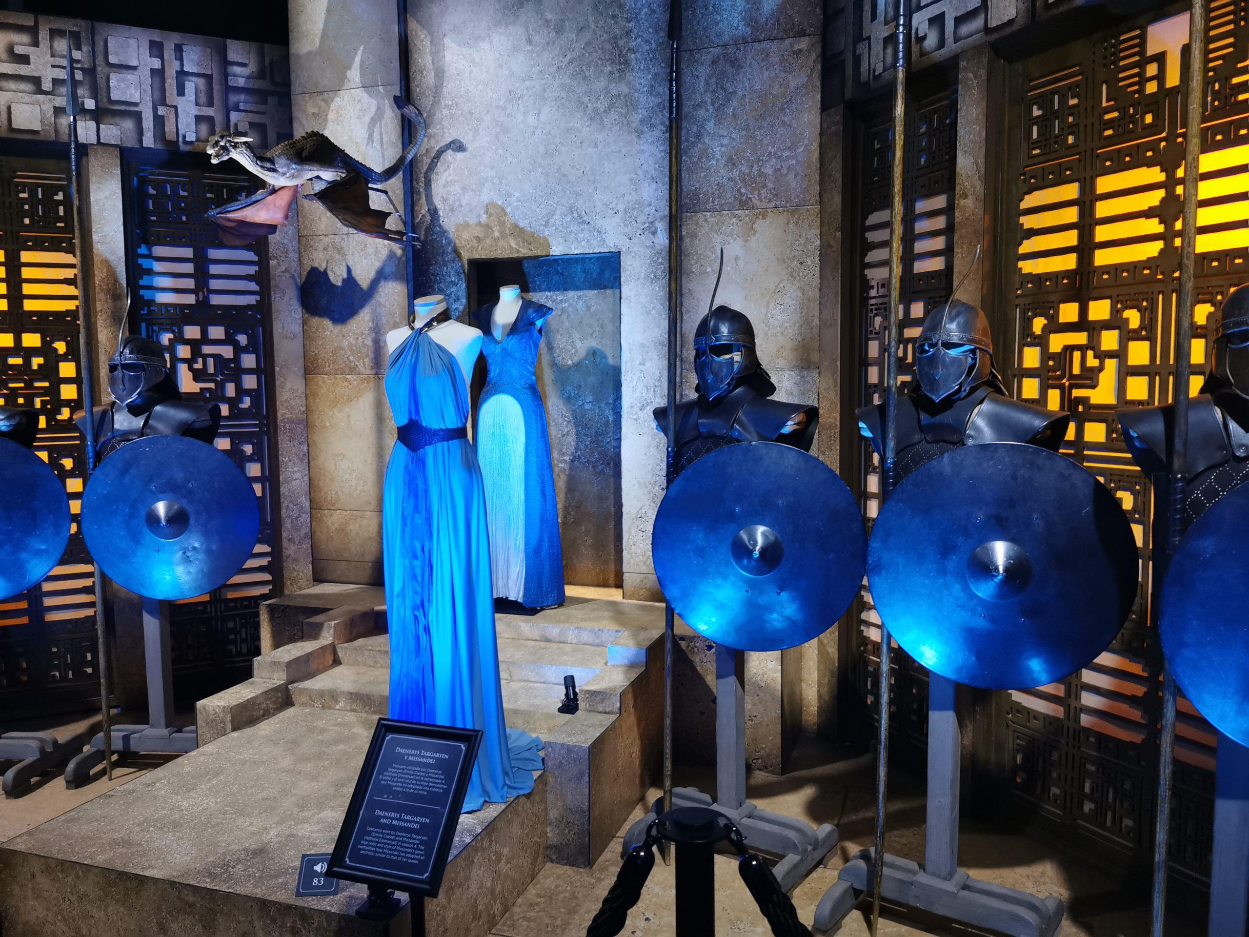 Juego de Tronos exposición oficial exposición 08