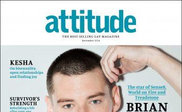 Brian J. Smith - Attitude 01