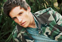 Eddie Redmayne - Sharp Magazine 06
