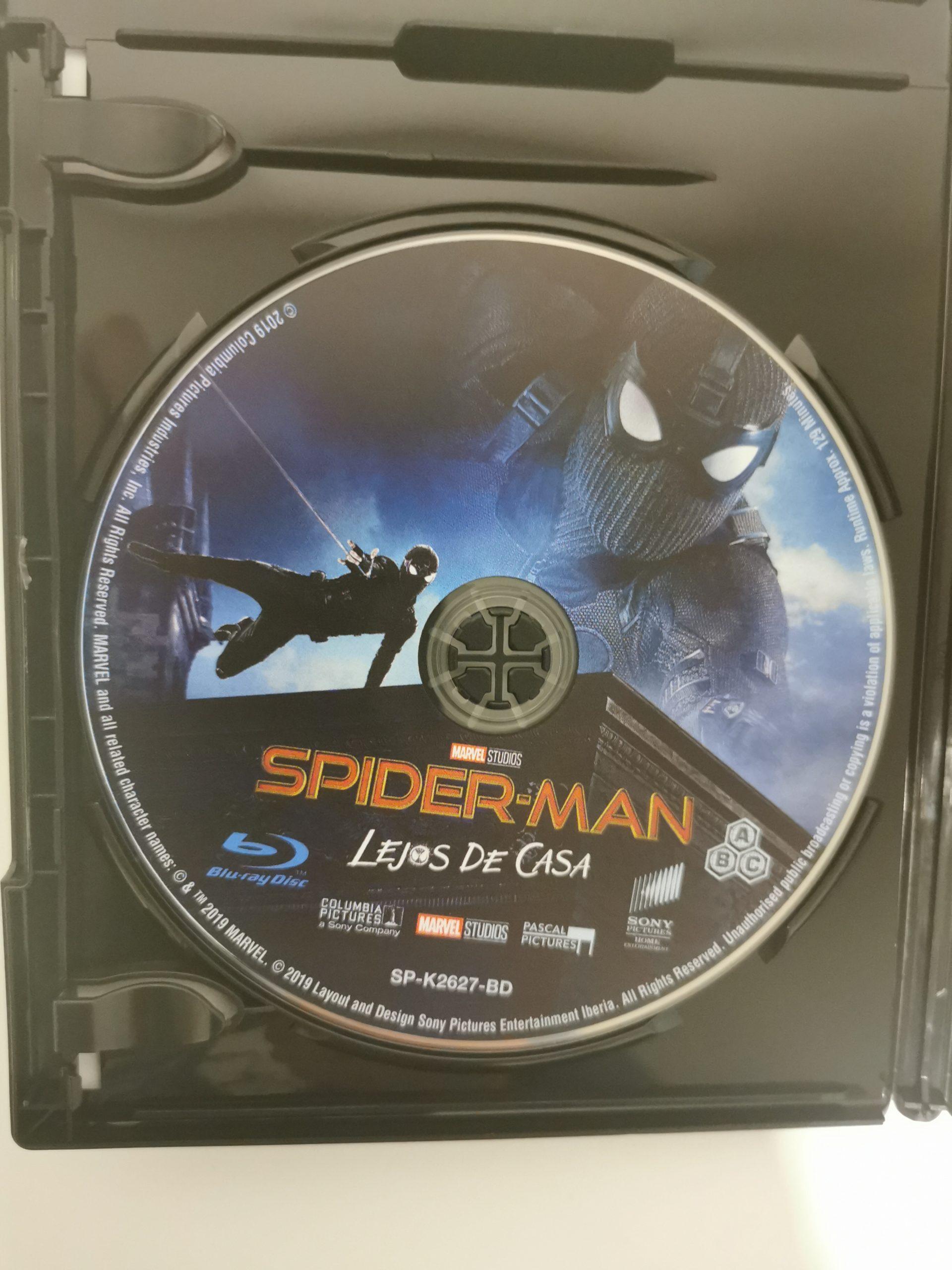 SPIDER-MAN: LEJOS DE CASA 4K 07