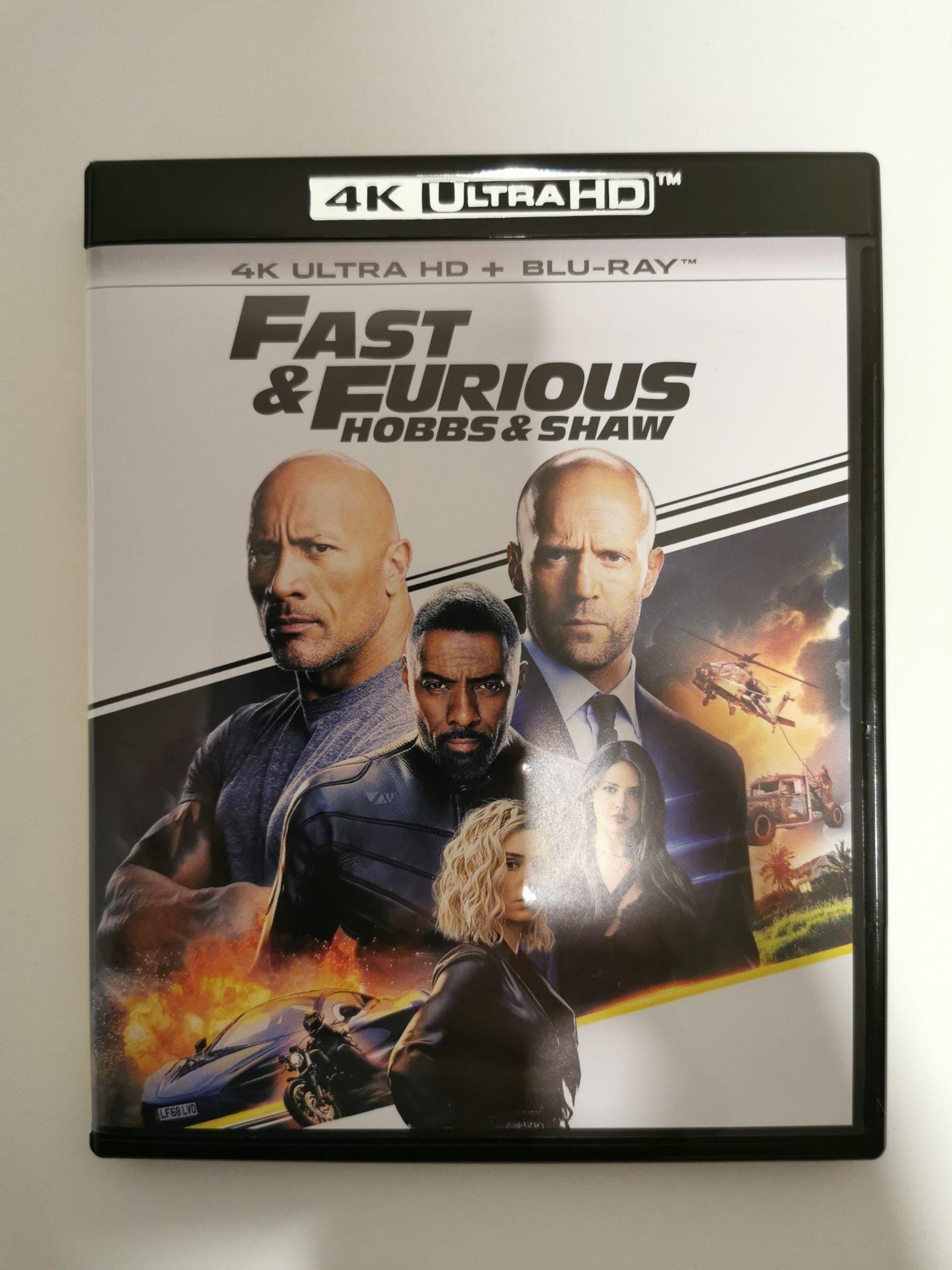 'Fast & Furious: Hobbs & Shaw 01