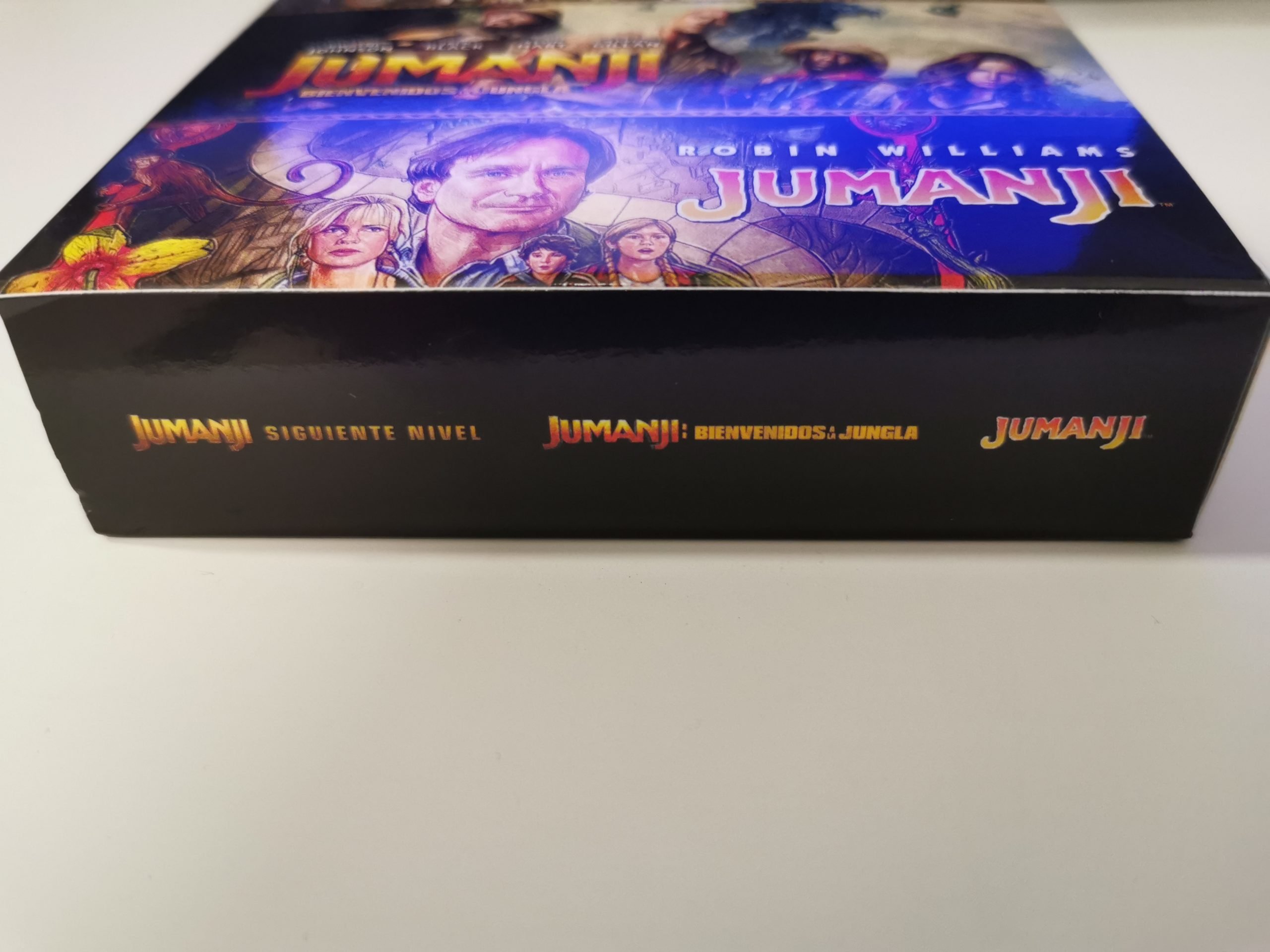 Jumanji colección de 3 películas 02