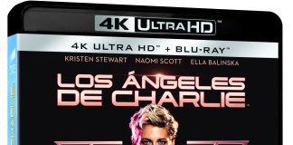 LOS ANGELES DE CHARLIE (4K UHD + BD) - VTA - 8414533126922