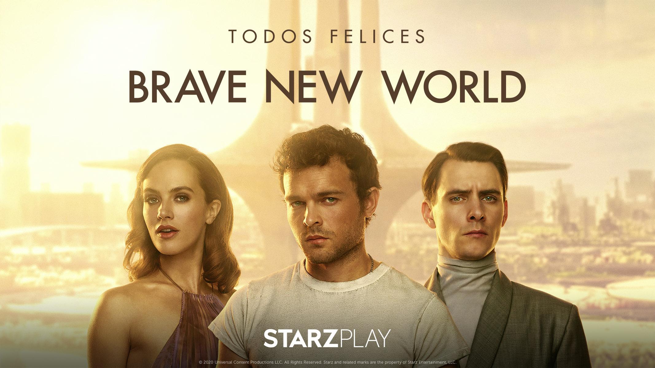 Brave New World - Season 1 2020