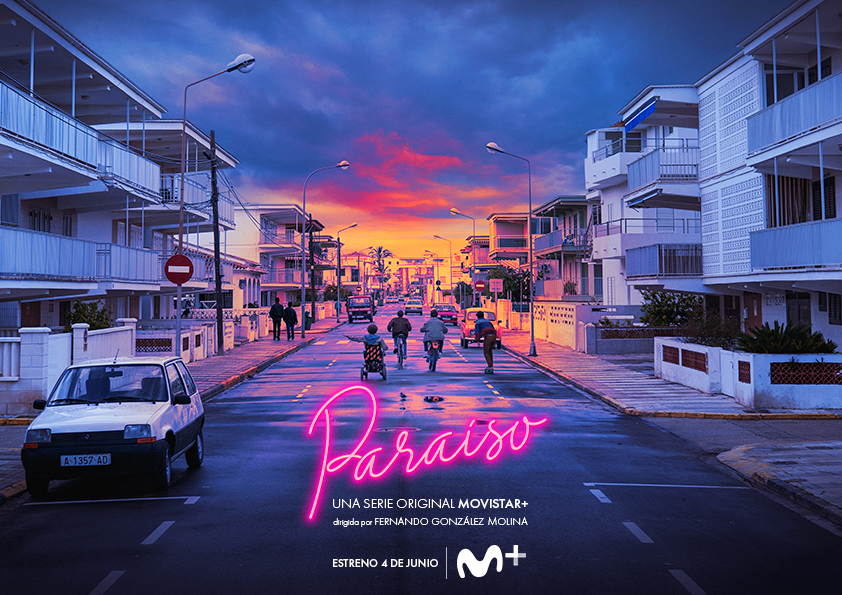 paraiso serie
